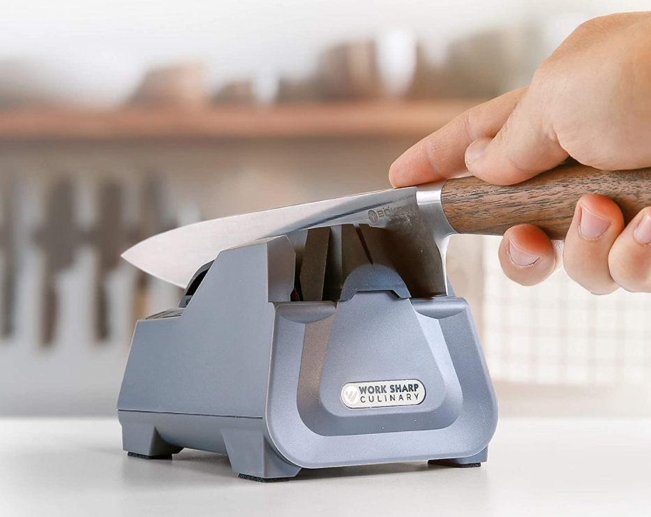 Benefits Of An Electric Knife Sharpener