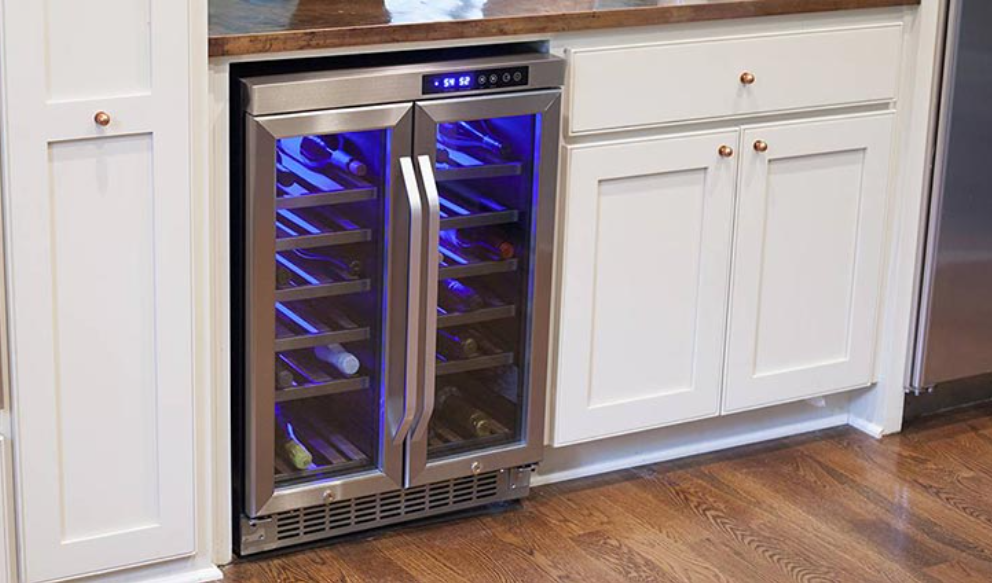 How Does A Wine Fridge Cool Your Wine