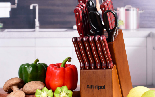 How To Store Kitchen Knife Sets?